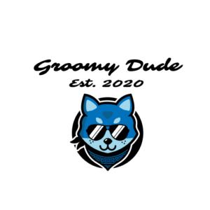 Groomy Dude LOGO