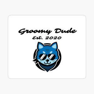 Groomy Dude Stickers