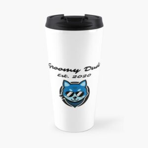 Groomy Dude Traveler Mug